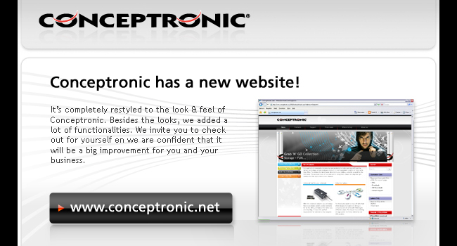 Emailing Conceptronic