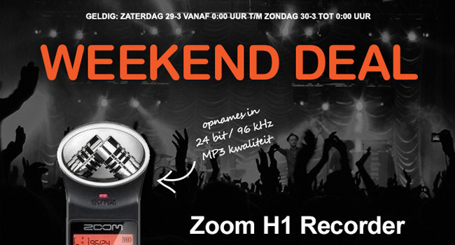 Weekend Deal infomusic
